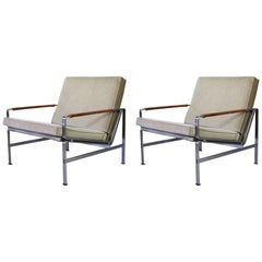 Pair of Armchairs by Fabrics & Kastholm