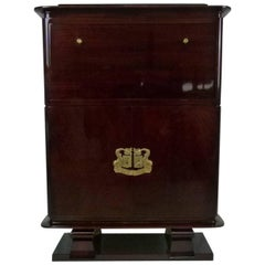 Art Deco Rio Rosewood Bar Furniture
