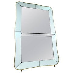 Cristal Arte circa 1955 Console Mirror