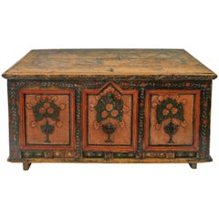 Early Tyrolean Hope Chest