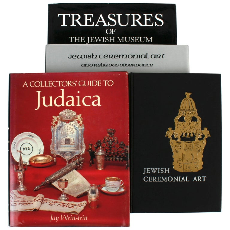 Four Books on Jewish Art