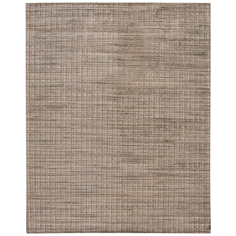 21st century modern hand loomed indian rug for sale at 1stdibs for Agra fine indian cuisine king street