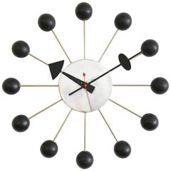 George Nelson for Howard Miller Ball Clock, circa 1965