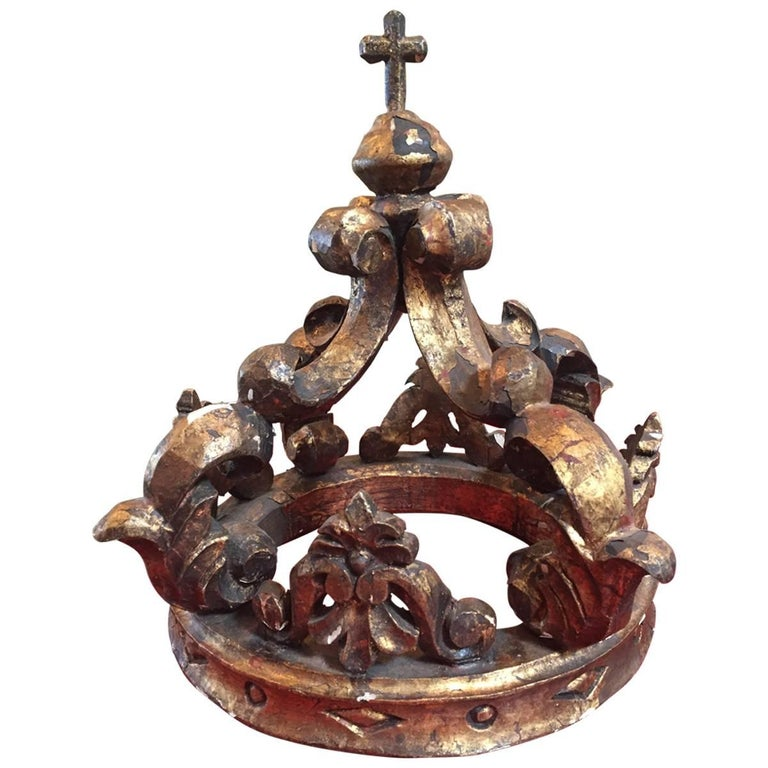 Mexican Colonial Crown 1