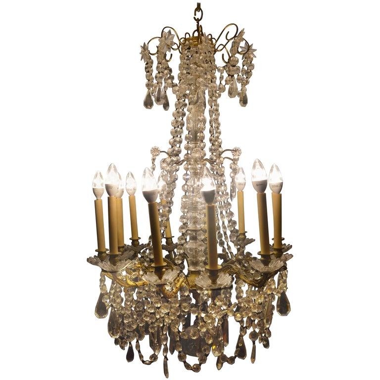 French Chandelier For Sale