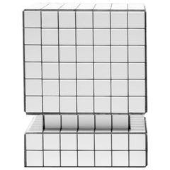 TC I Tiled Side Table by Nima Abili