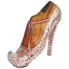 Shoe Sculpture by Laura Malattia