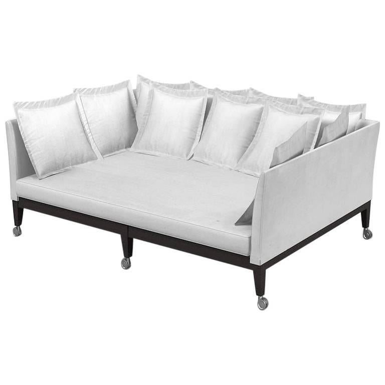 Neoz Castored Deep ThreeSeat Sofa Designed by Philippe Starck