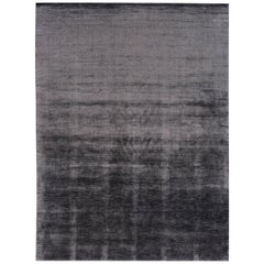 21st Century Modern Hand Loomed Indian Rug