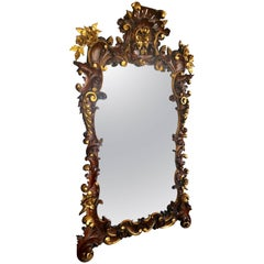 Venetian Baroque Mirror 18th Century