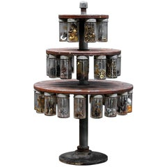 Old American Craftsmans Workshop Odds and Ends Hardware Carousel Tree