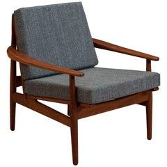 Danish Teak Lounge Chair by Grete Jalk