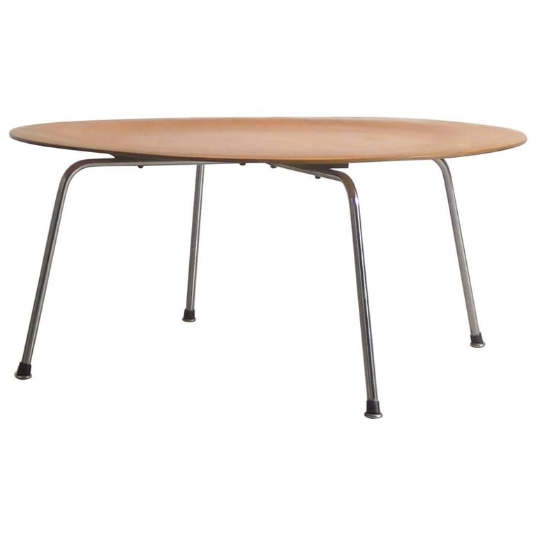 Charles And Ray Eames Ctm Coffee Table 1950s Vintage Production For Sale At 1stdibs