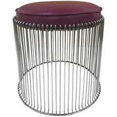 French Spindled Stool