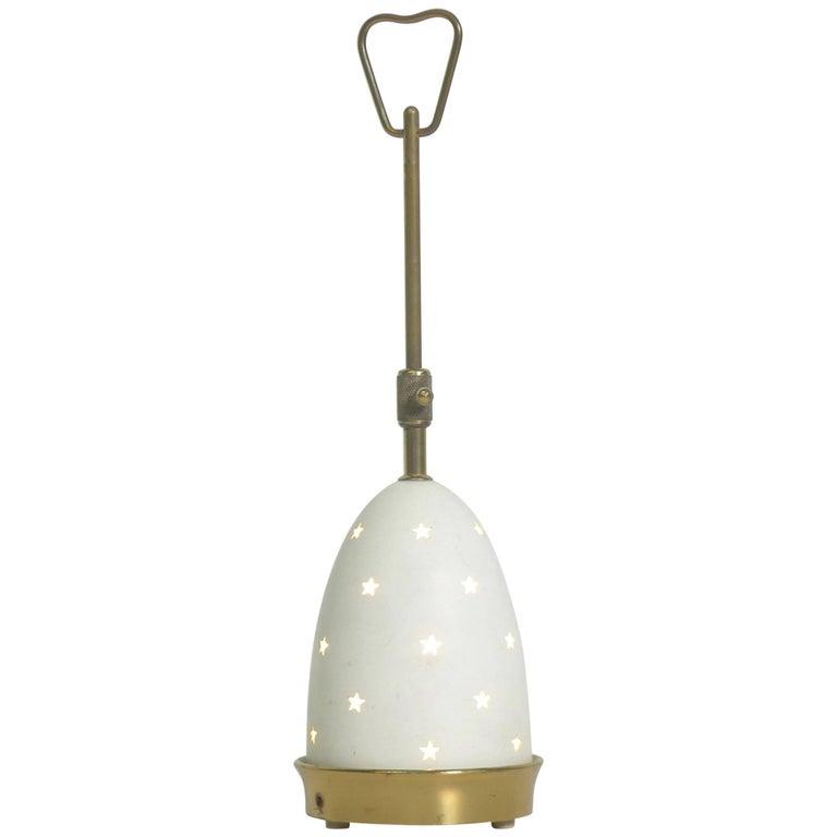 Arredoluce Table Lamp by Angelo Lelii, Model Stelline, 1950s