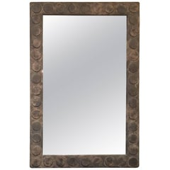 Sensational Large Holly Hunt Mirror for Formations