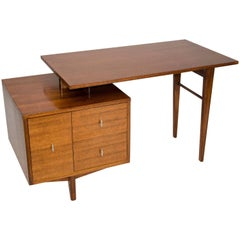Medium Size Desk, John Keal for Brown Saltman