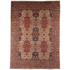 Lavar Kerman Carpet, circa 1900