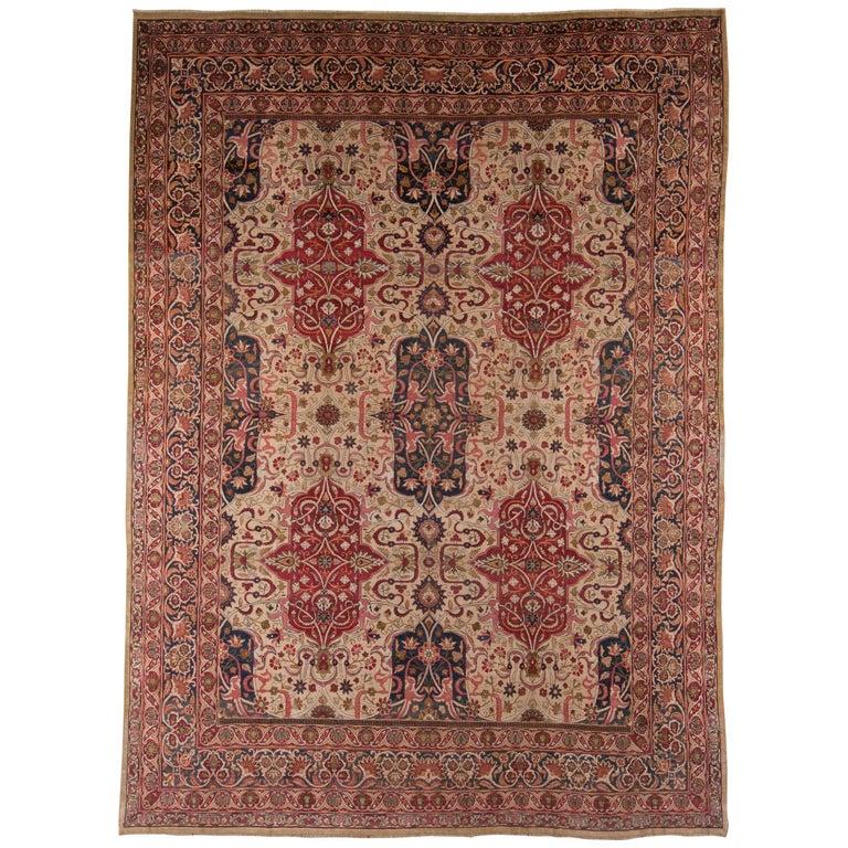 Lavar Kerman Carpet Circa 1900 For Sale At 1stdibs