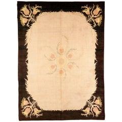 European Modernist Carpet, circa 1920