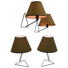 Minimalist Table Lamps or Scones