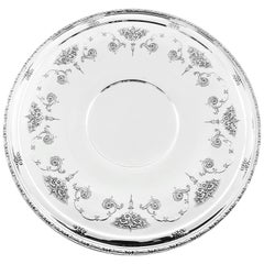 Cake Plate on Pedestal by Towle Silversmiths