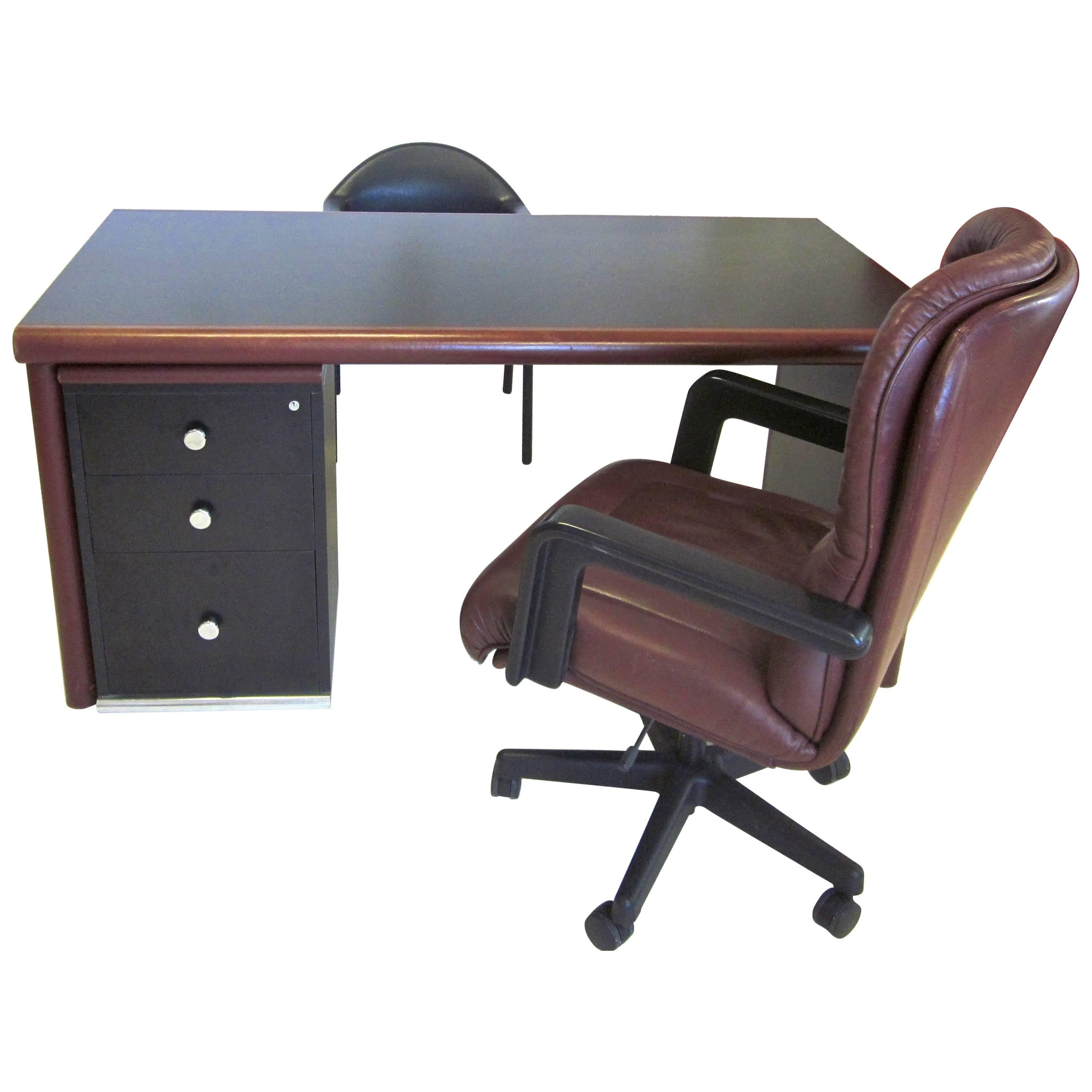 """""""Big-Superbig"""" Desk Suite by Guido Faleschini for Mariani Via Pace Collection"""