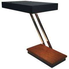 German Table Lamp by Kaiser-Leuchten, Mid-1950s