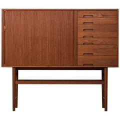 Ib Kofod-Larsen Sideboard by Christensen and Larsen in Denmark