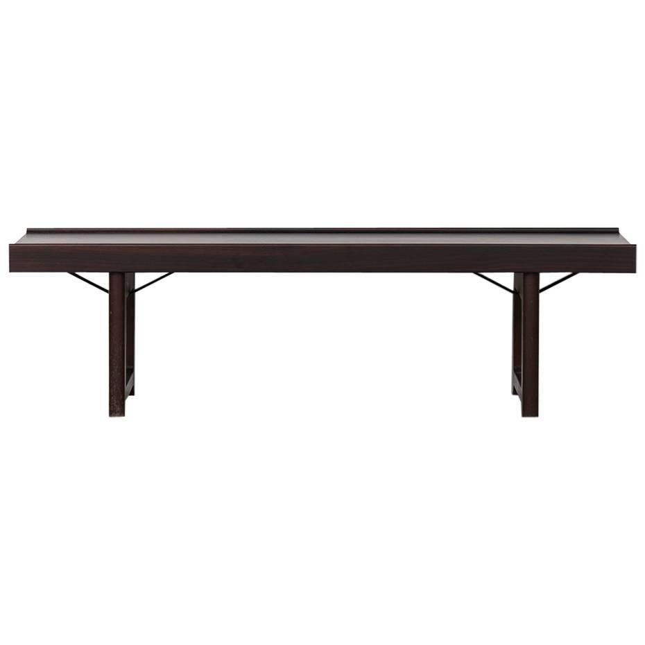 Torbjørn Afdal Side Table/Bench Model Krobo by Bruksbo in Norway