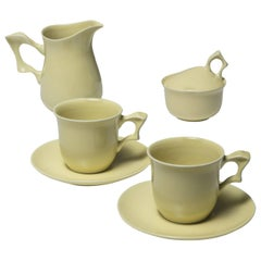 Ceramic Set by Antonia Campi for SCI Laveno