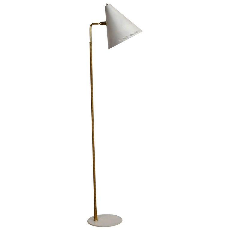 Paavo Tynell Floor Lamp for Idman, Model K10-10