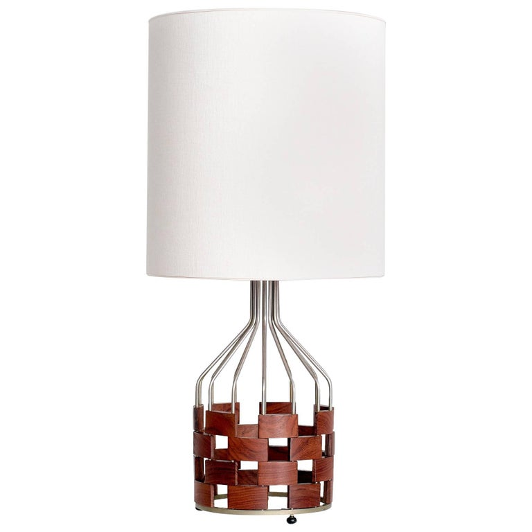 Large Maurizio Tempestini Table Lamp for Casey Fantin, Florence, 1961
