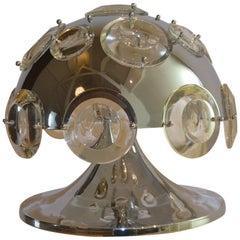 1960s Oscar Torlasco Italian Table Lamp for Stilkronen