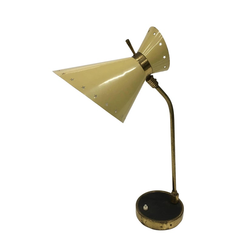 Mid-Century Atomic Age Lamp by Daydream, 1950s