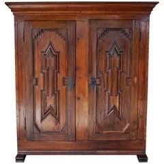 18th Century Oakwood Cabinet