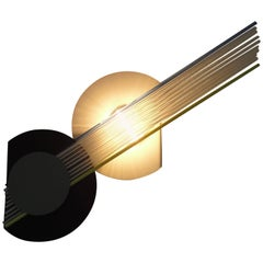 Radical Design Neogetti Italy Wall Lamp Memphis Style,1980s