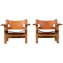 Borge Mogensen Spanish Chairs