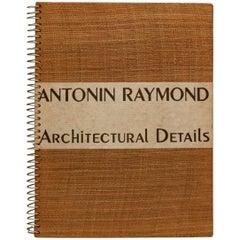 Antonin Raymond 1938 Architectural Details in Japan Modern Architecture
