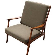 Italian Mid-Century Lounge Chair