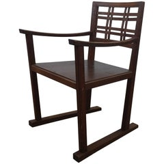 Scottish Art and Crafts Chair