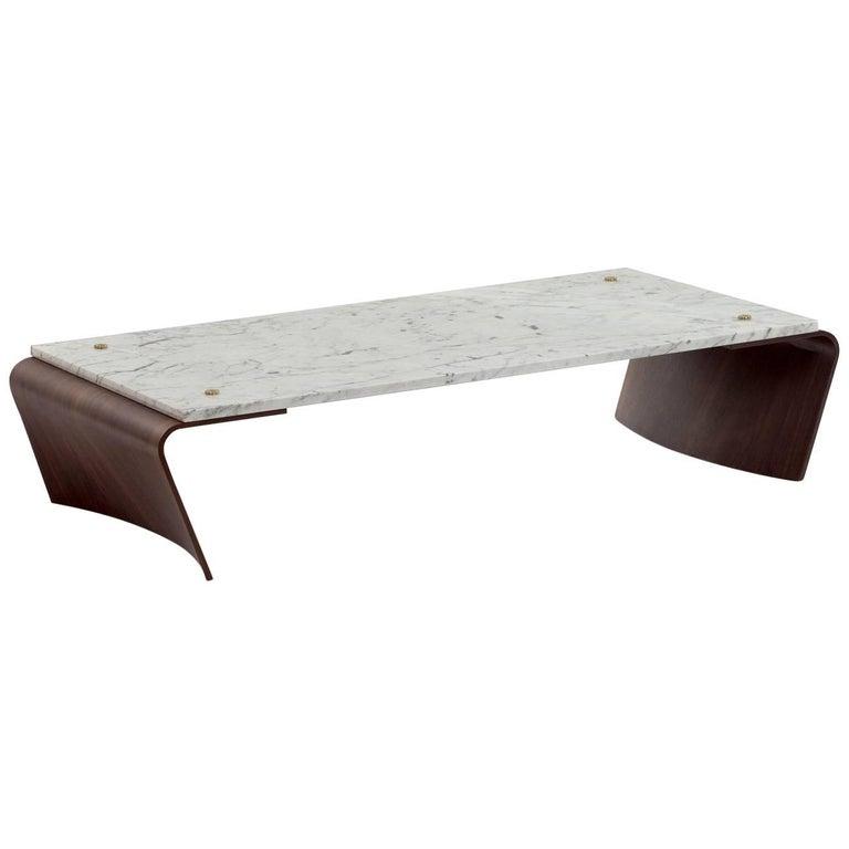 Romana Coffee Table by Jorge Zalszupin For Sale