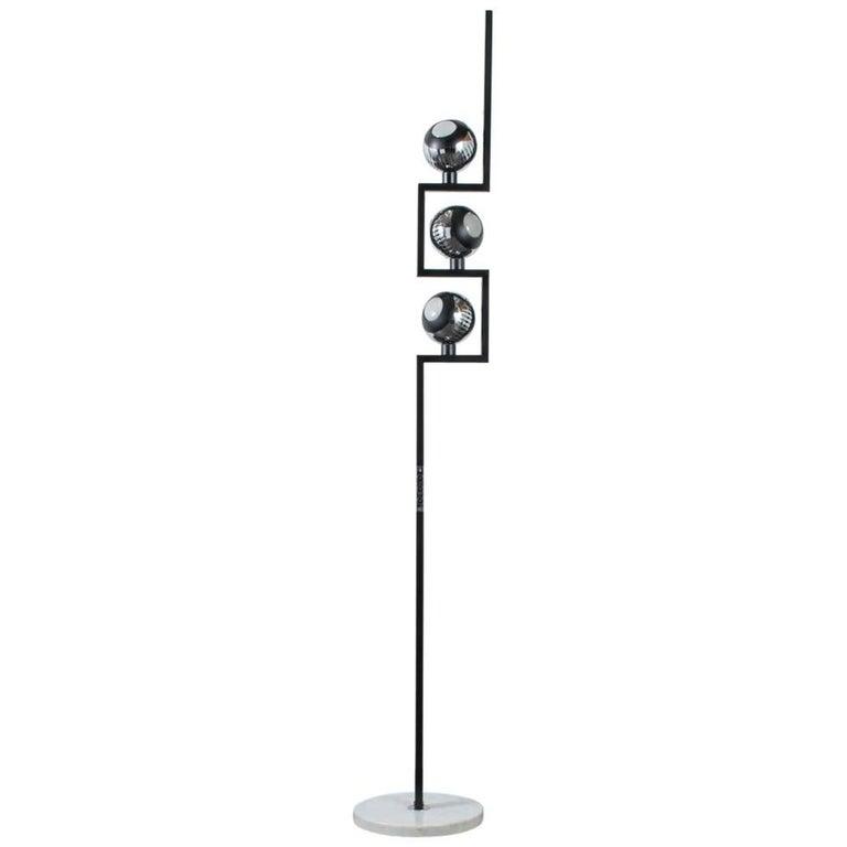 Angelo Lelli for Arredoluce Floor Lamp, Italy, 1960s