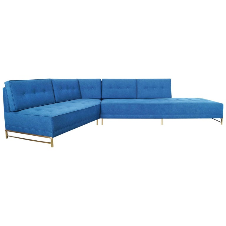 Vintage Sectional Sofa by Paul McCobb for Directional For Sale