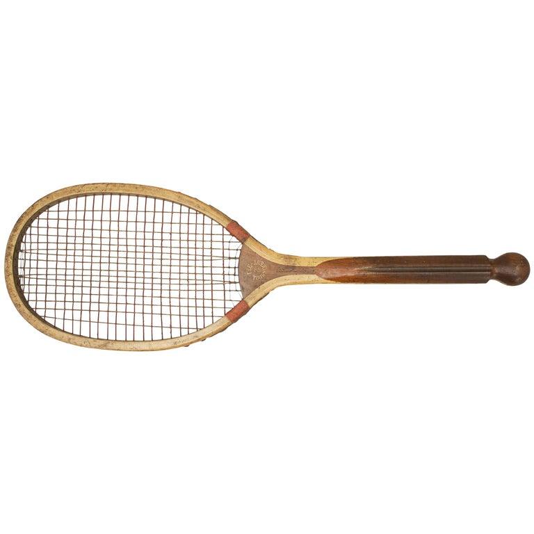 Tennis Racquet Sale >> Bussey Ball Tail Tennis Racket