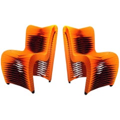 Seat Belt Chairs by Phillips Collection