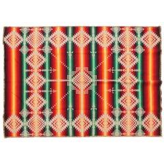 Pendleton Cayuse Indian Design Blanket