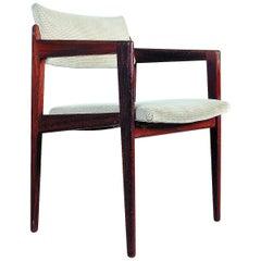 Teak Armchair from the 1960s, Designed by Rudolf Glatzel for Thonet