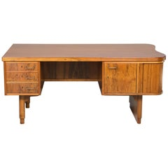 Handsome Midcentury Danish Desk