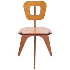 Frank Gehry Easy Edges Contour Chair At 1stdibs